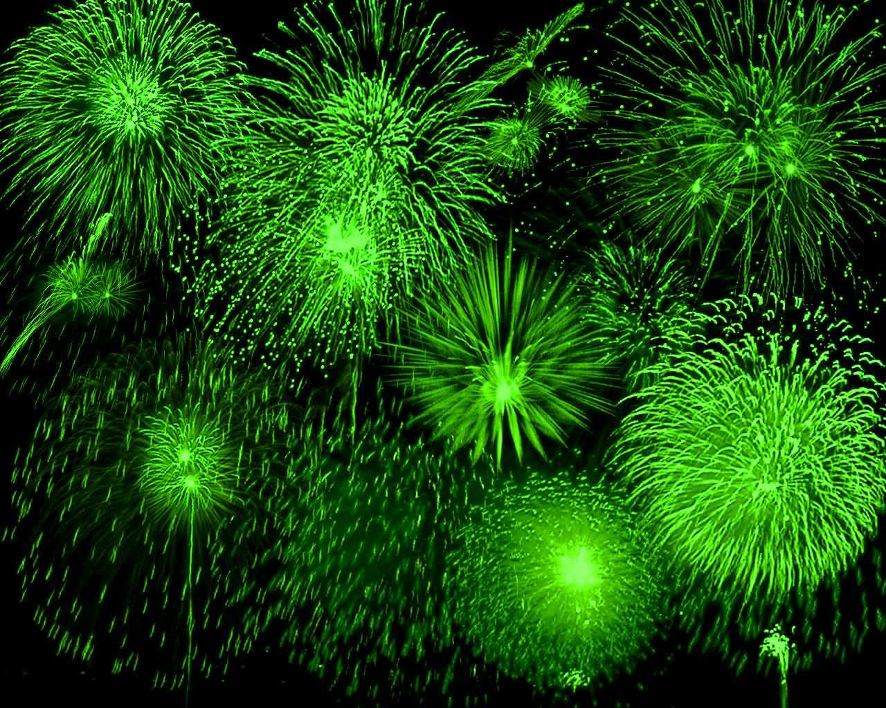 fireworks-clipart-green-firework-1